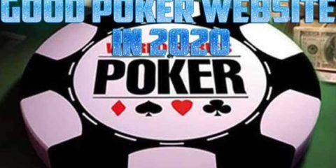 good poker website in 2020