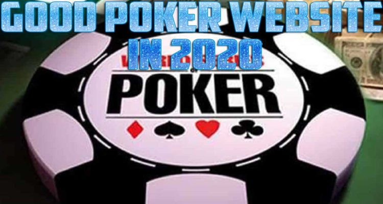 good poker website in 2020