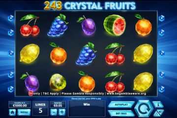 play 243 Crystal Fruits