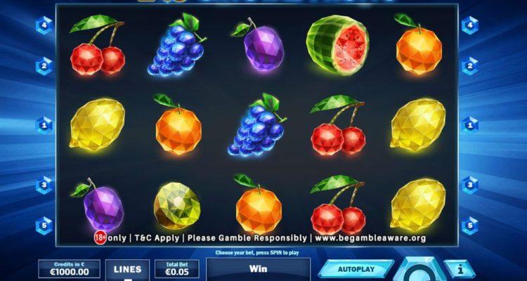 play 243 Crystal Fruits